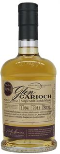Glen Garioch Scotch Single Malt Vintage 1999 1999 750ml